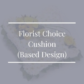 Florist Choice Cushion (Based Design)