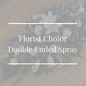 Florist Choice Double Ended Spray