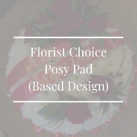 Florist Choice Posy Pad (Based Design)