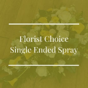 Florist Choice Single Ended Spray